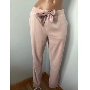 Victoria's Secret Velour Lounge Pajama Pants